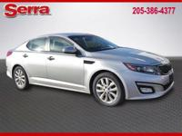 New Price! Sparkling Silver 2015 Kia Optima EX FWD