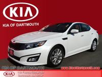 2015 Kia Optima EX FWD White Blue Tooth, Rear Back Up
