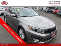 Look at this 2015 Kia Optima EX. Its Automatic