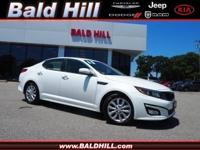 Recent Arrival! One Owner *, Clean Car-Fax *, Optima