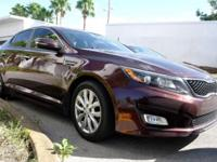 No accidents Clean Carfax, Optima EX, 2.4L I4 DGI DOHC,
