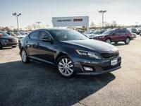 Corsa Blue 2015 Kia Optima EX FWD 6-Speed Automatic