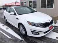 *CarFax One Owner!* *This 2015 Kia Optima EX will sell