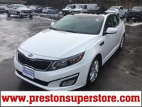 Options:  2015 Kia Optima Ex|1 Owner|Clean Car Fax|Rare