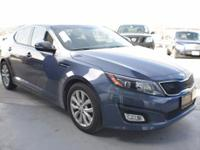 FUEL EFFICIENT 34 MPG Hwy/23 MPG City! Kia Certified,