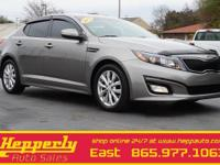 Priced below KBB Fair Purchase Price! This 2015 Kia