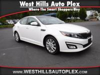 OPTIMA EX 4D SEDAN  Options:  Abs Brakes (4-Wheel)|Air