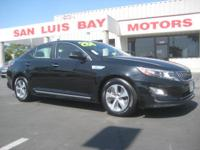 Options:  2015 Kia Optima Hybrid Lx