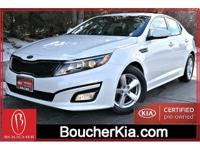 Kia Certified 10 Year 100000 Mile warranty Included!