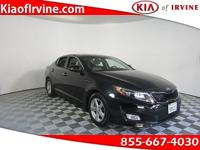 This 2015 Kia Optima LX is Kia Certified with a 10yr
