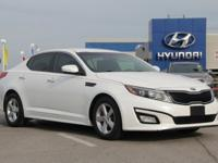 2015 Kia Optima LX FWD 6-Speed Automatic with