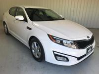 New Price! Speed control.  This 2015 Kia Optima LX FWD