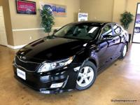 Options:  2015 Kia Optima Lx Sedan 4D|Carfax Certified