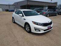 Looking for a clean, well-cared for 2015 Kia Optima?