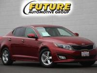 Check out this gently-used 2015 Kia Optima we recently