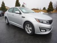 Kia Certified Pre-Owned Details: * Vehicle History *