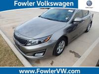 Optima LX and 6-Speed Automatic with Sportmatic. Are