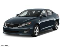 2015 Kia Optima LX - Come see what makes KIA so