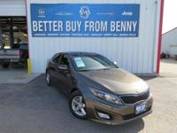 This 2015 Optima is priced in reference to NADA Values