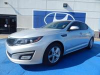 We are excited to offer this 2015 Kia Optima. Your