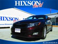 This outstanding example of a 2015 Kia Optima LX is