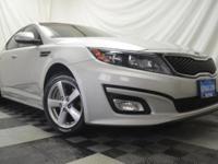 LX trim. CARFAX 1-Owner, Kia Certified, ONLY 25,132