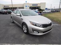 This 2015 Kia Optima LX is just the great preowned deal