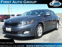 Priced below Market! CarFax One Owner! This Kia Optima