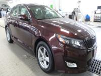 Get excited about the 2015 Kia Optima Lx!! ***KIA