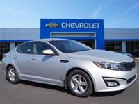 Options:  2015 Kia Optima Lx|Miles: 28865Color: