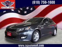 Options:  2015 Kia Optima Lx|We Sell Our Vehicles At