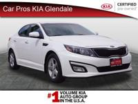 Kia CERTIFIED! There are Sedans, and then there are