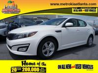 Don't miss out on this 2015 Kia Optima LX! It comes