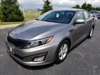 Look at this 2015 Kia Optima LX. Its Automatic