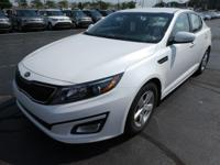 Check out this 2015 Kia Optima LX. Its Automatic