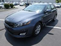 Come see this 2015 Kia Optima LX. Its Automatic