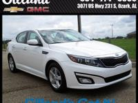 CARFAX One-Owner. Clean CARFAX.  Optima LX, 2.4L I4 DGI