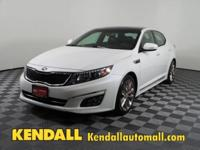 This 2015 Kia Optima SXL Turbo is proudly offered by
