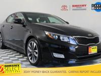 New Price! 2015 Kia Optima SX GDI /Leather with Premium
