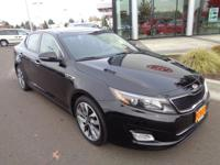 CarFax 1-Owner, This 2015 Kia Optima SX Turbo will sell