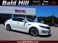 Recent Arrival! Kia Certified *, One Owner *, Clean