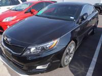 Recent Arrival! 2015 Kia Optima SX TurboClean CARFAX.
