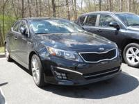 LOADED *** Optima SXL Turbo with Black Exterior and