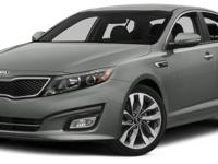 Options:  2015 Kia Optima Sx|Miles: 18705Color: