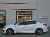 Discerning drivers will appreciate the 2015 Kia Optima!