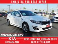 Kia FEVER! Drive this home today! New Arrival!   Your