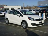 Great MPG: 37 MPG Hwy!! New In Stock... CARFAX 1 owner