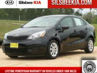 This 2015 Kia Rio, stock# T6478384, has only 25,001