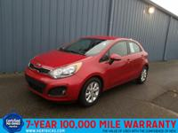 This 2015 Kia Rio EX is proudly offered by Hertrich