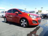Look at this 2015 Kia Rio . Its Automatic transmission